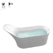 C-3070/C-3071  Mini Spoon Shape Good Quality Acrylic Hot Bath Tub Portable Bath Tub
