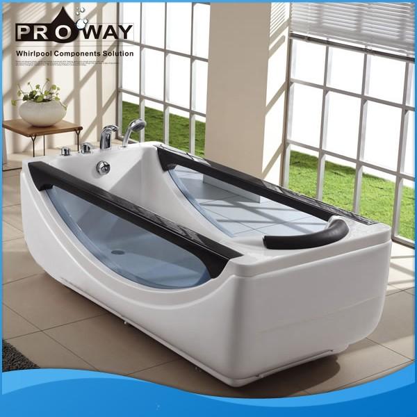 BZ302 PROWAY Massage Plastic Portable Bathtub For Adults