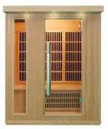 1530X1250X1900mm One Person Portable Steam Mini Sauna And Steam Combined Room  SN-07