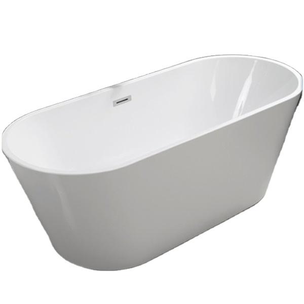 C-3004 Free Standing Acrylic Bathtubs Bathtub Whirlpool Tub One Person Hot Tub
