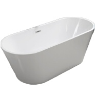 C-3004 Free Standing Acrylic Bathtubs Bathtub Whirlpool Tub One Person Hot Tub