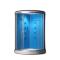 modern corner steam aluminium shower enclosure