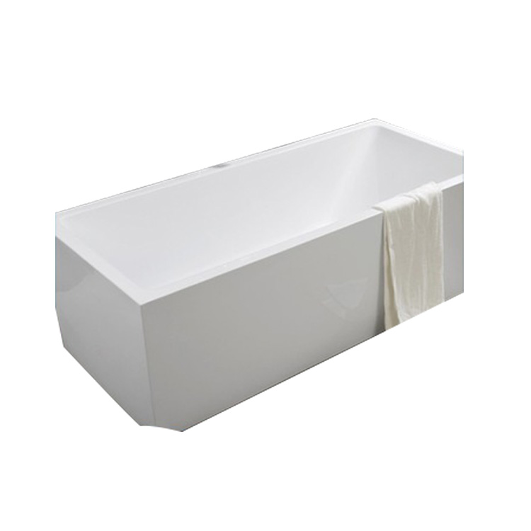 C-3037 Fashion Freestanding Adult Bath Tub Hydro Massage Tubs Acrylic Bath Tube