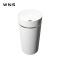 X-LZC03-002 modern design freestanding artificial stone wash basin with matt surface for five star hotel