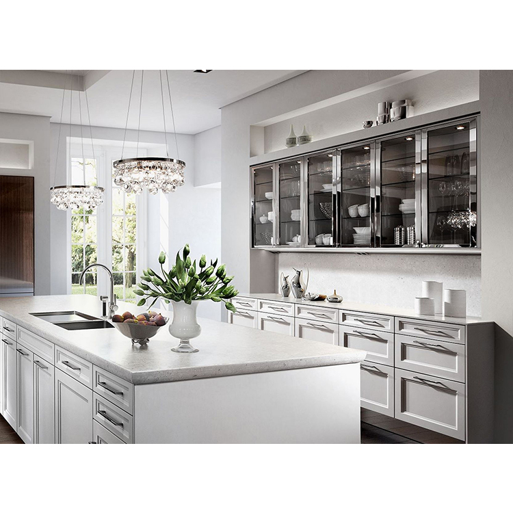 2020 New Casual Designs Kitchen Cabinets