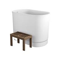 new shower stool and bathtub advanced OEM factory custom bathroom bathtub