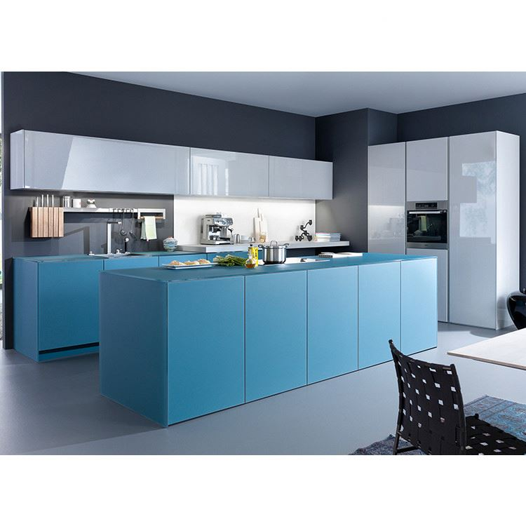 Lacquer Cabinet,Pure White Lacquer Kitchen Contemporary Painted Kitchen No Lines Smooth Kitchen Designs