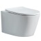 New Design Ceramic Rimless Flush Wall Hung Toilet Concealed Cistern Toilet