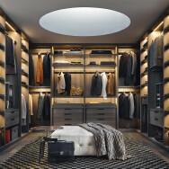 GZ Bolun Display Co., Ltd. Solid Wood Closet
