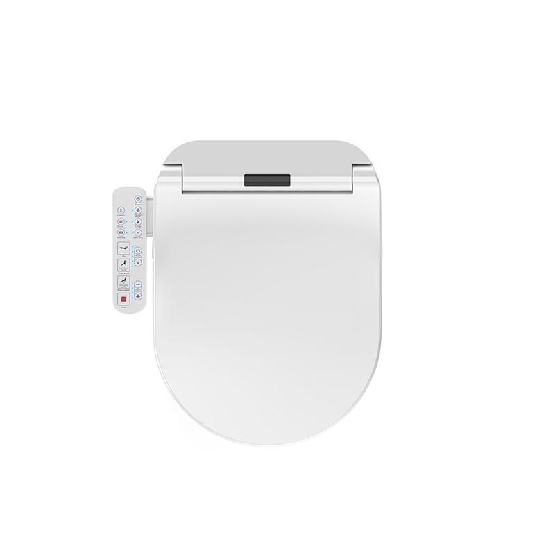 vertical spray electric computerized U shape bidet toilet seat japan