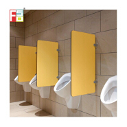 hot sale changing room compact laminate cubicle Mildew proof wear-resisting toilet partition wholesale