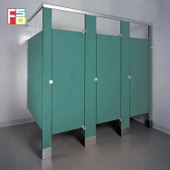 Guangzhou Fulihua Ornament Material Co., Ltd. Toilet Partition