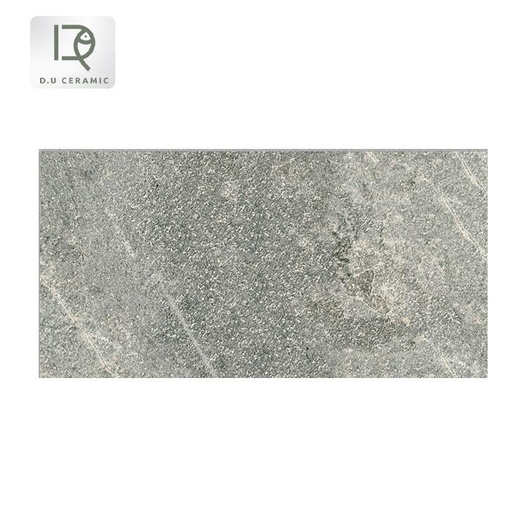 300*600mm matt surface anti-slip low water porcelain wall and floor tiles gray color glazed porcelain matt finishing tiles