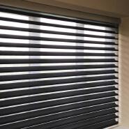 Shangri-La sheer window shades, translucent sheer fabric, Light-Filtering Sheer Shades