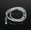 2m Plumbing Hoses Explosion Proof Pull Type Shower Tube Shower Head Pipe