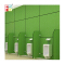 Fouling resistance waterproof melamine phenolic compact board panel toilet cubicles partition