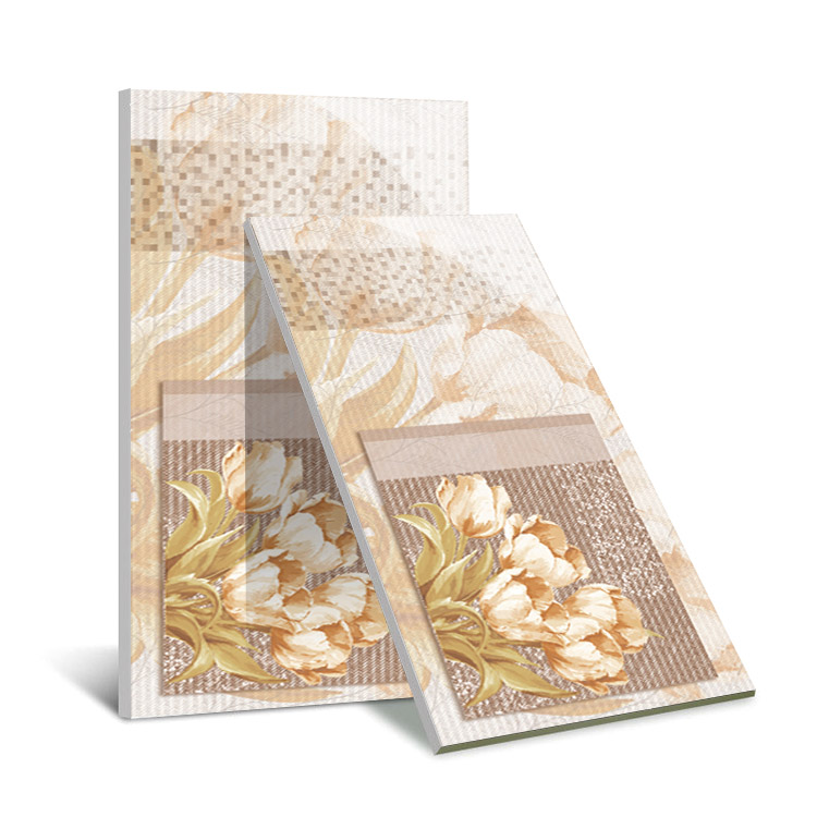 OEM Factory Kitchen Tiles Bathroom Glossy 15x30 Wall Ceramic Tile 3000x1000 mm