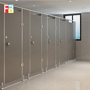 wholesale hpl Water and moisture proof boys and girls toilet partition