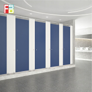 wholesale Environmental protection material phenolic partition toilet partition shower toilet cubicle