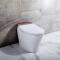 Luxury massage wash smart bidet toilet seat intelligent