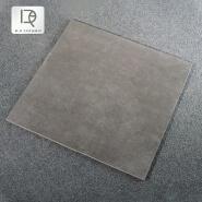 Wholesale Non-slip matt grey glazed tiles 600 x 600 villa porcelain flooring homogeneous gray rustic glaze tile