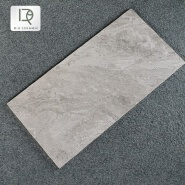 Online shopping hotel Light gray floor and wall tiles 600x300 polished glazed grey marble look tile porceleain
