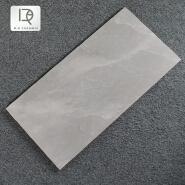 600 x 300mm high grade hotel Kitchen wall use villa grey glazed porcelain tile polished glazed ceramic Light gray wall tile