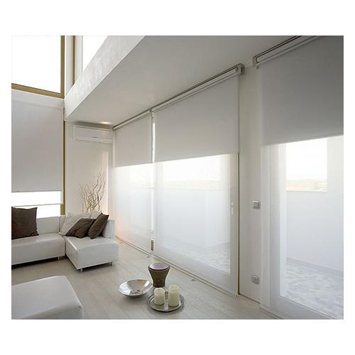 Solar window shades, solar screen window treatment, solar window covering