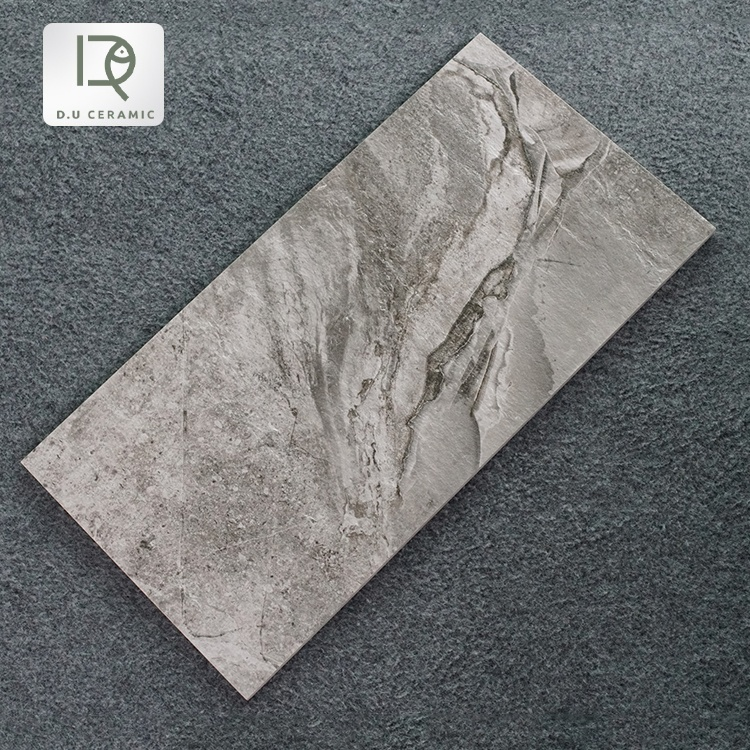 300mmX600mm Interior and exterior floor and wall tile Classic stone look design Non-slip wall floor tiles