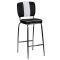American village style bar chair
