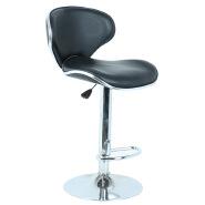 manufacturers black swivel padded swivel high quality bar chair bar stool
