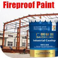 Indoor Intumescent Fireproof paint