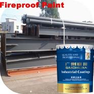 Intumescent Alkali Resisting Fireproof Fire Retardant Coating Paint