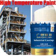 Heat resistant Paint for steel