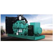 Slient type open type diesel generator