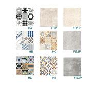 600X600MM flower tiles 3D ceramic tiles