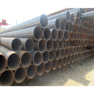 Promotional Quality Guaranteed Customized Design ERW carbon steel longitudinal welded pipe YKL-LWPIPE