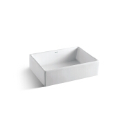 White ceramic hand wash basin in bathroom
