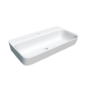 Wash hand ceramic basin modern