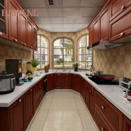Guangdong Baineng Home Furniture Company Limited Solid Wood Cabinets