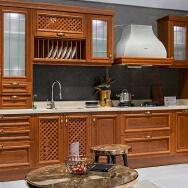 Foshan Shunde Lecong Weishituya Houseware Museum Solid Wood Cabinets