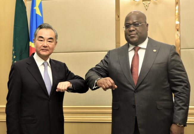 China and DRC sign MoU on Belt and Road cooperation