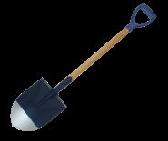 shovel with wooden handle handle shovel farming shovel
