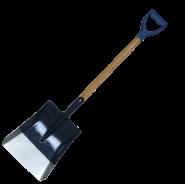 Steel Shovel Handle shovel Farming tools wooden handle shovel