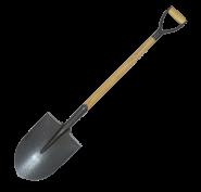 Wooden handle shovel spade Farming handle shovel Hand tools S507Y, S507Y
