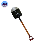 Shovel with handle Manual Farming Tool Spade shovel with wood handle  S503D, S503D