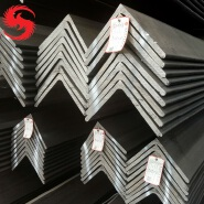 Q235 SS400 low carbon 12 meter length Ali Trade Assurance Carbon Steel Angle Bar