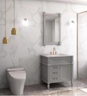 Hangzhou Justfame Trade Co., Ltd. Bathroom Cabinets