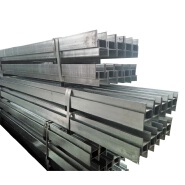 Dipped Galvanized Steel H Beam for structural bracing