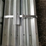 China Supplier Construction Structural Galvanized Steel Angle Iron/Steel Angle bar
